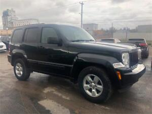 2011 Jeep Liberty Sport -REMOTE STARTER/COMES WITH 3MTH WARRANTY