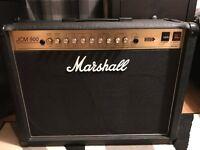 Marshall JCM 900 4502 50 Watt 1995 Black