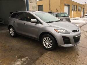 2011 MAZDA CX7 LUXURY PACKAGE***AWD+CUIR+2.5L+TOIT+6495$***