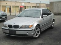 2005 BMW-325I-LEATHER-CERTIFIED**SPECIAL PRICE