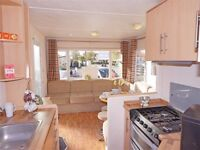 Static caravan for sale Yorkshire East Coast Not Haven Skipsea Sands Holiday Park 12 Month Season