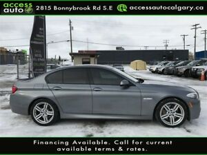2011 BMW 5 Series 550i xDrive M-package