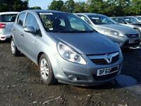VAUXHALL CORSA D 2010 1.0 A10XEP CODE BREAKING FOR SPARES TEL 07814971951 HAVE FEW IN STOCK