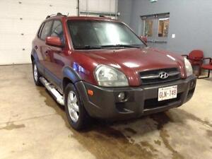 2005 Hyundai Tucson VUS