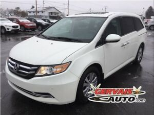 Honda Odyssey EX-L w/RES CUIR TV/DVD TOIT OUVRANT 2015