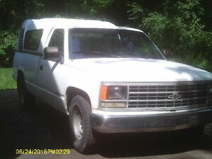 PICK-UP CHEVROLET CHEYENNE 1988 CAMIONNETTE