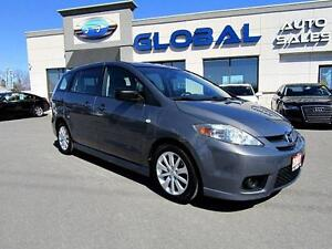 2007 Mazda Mazda5 GS WAGON , LOW MILEAGE . 99.000 KM