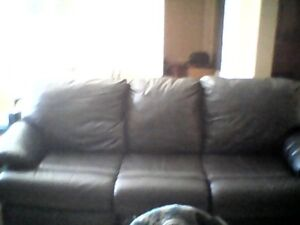 Couch and recliner to give away