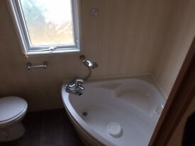 14 ft wide home from home static with Bath in st osyth