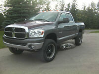 2008 Dodge Power Ram 1500 Laramie SLT Pickup Truck