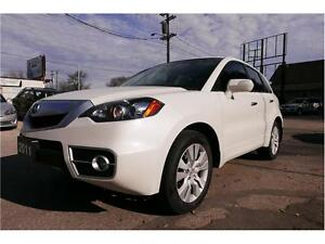 2011 Acura RDX Tech Pkg -NAV--Accident Free--One Year Warranty