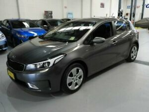 2016 Kia Cerato YD S Hatchback 5dr Spts Auto 6sp 2.0i [MY17] Grey Sports Automatic Hatchback Pendle Hill Parramatta Area Preview