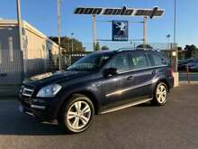 Mercedes-Benz GL 350 CDI cat 4MATIC BlueEFF. Sport 7 E