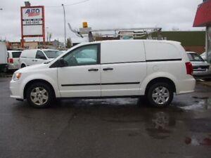 """Ram Cargo Van 119"""" WB 2012"""