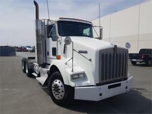 2012 Kenworth T800 ** New MVI