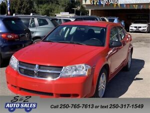 2009 Dodge Avenger SXT IMMACULATE! LOW KM! 2 SETS TIRES!