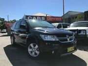 2012 Dodge Journey JC MY12 SXT Black Automatic Wagon Edgeworth Lake Macquarie Area Preview