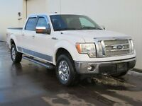 2011 Ford Lariat Load- Low KM! Massive INVOICE Pricing on now!
