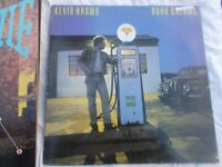 Vinyl LP Road Dreams – Kevin Brown Hannibal HNBL 1340 1983