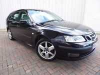 Saab 9-3 1.8i Vector Sportwagon ..Amazing Value for Money, and a Lovely Long MOT, Only 1 Prev Keeper