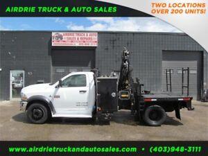 2012 Dodge Ram 5500 SLT 055 Haib Picker Truck Milron Tool Boxes