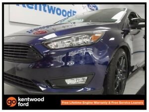 2016 Ford Focus SE heated seats and steering wheel with back up