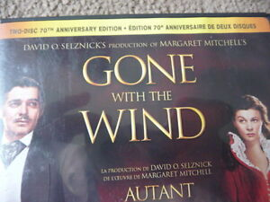 Gone with the Wind - 2 disc 70th anniversary edition Edmonton Edmonton Area image 1