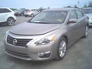 2013 Nissan Altima SL **LOW  LOW KM'S  ***LEATHER SUNROOF***