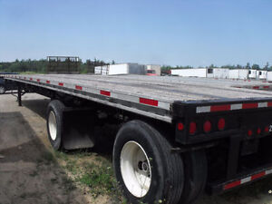 48 ft flat bed