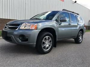 2008 Mitsubishi Endeavor Limited/S Roof/Leather/ Nav (SOLD)