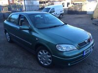 Vauxhall Astra 1.6 i LS 5dr - Excellent service history .