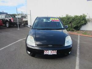 2004 Ford Fiesta WP Zetec Black 5 Speed Manual Hatchback Buderim Maroochydore Area Preview