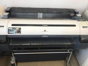 "CANON IMAGEPROGRAF IPF750 (5 COLOR, 36"" LARGE FORMAT PRINTER)"