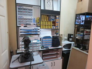 RETAIL OPTICAL STORE FOR SALE