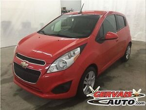 Chevrolet Spark LS MAGS 2013