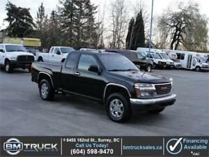 2010 GMC CANYON EXT CAB 4 WHEEL DRIVE **GOOD TRUCK**