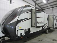 2015 Heartland North Trail 29RETS Travel Trailer Caliber Edition