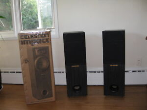 CELESTION IMPACT 25 TOWER SPEAKERS