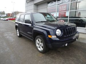 Jeep Patriot 4 RM, 4 portes, North