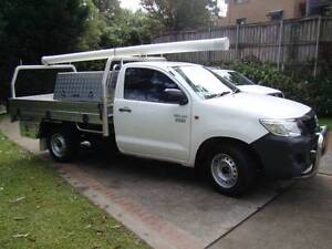 Toyota Hilux Workmate Ute MY14 Gosford Gosford Area Preview
