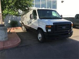 2012 Ford E350 Cargo van Econoline financing available