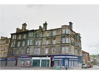 One bed flat in Paisley upper flat