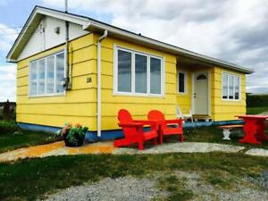 COTTAGE RENTAL in PEGGY'S COVE