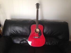 Fender Guitar  CD_60S -FSR with Gig Bag and strap