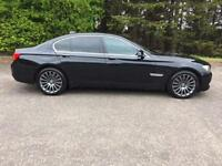 2010 10 BMW 7 SERIES 3.0 730D SE 4D AUTO 242 BHP DIESEL