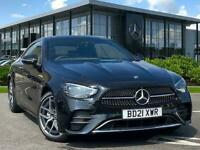 2021 Mercedes-Benz E Class E220D Amg Line Premium 2Dr 9G-Tronic Auto Coupe Diese
