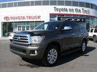 2013 Toyota Sequoia Platinum 5.7L V8 4dr 4x4