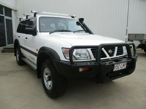 1999 Nissan Patrol   Manual Ayr Burdekin Area Preview