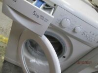 *+*+NADZ*BEKO A+A/5KG/1200 RPM/WASHING MACHINE/FULLY SERVICE/VERY CLEAN/+FREE FAST DELIVRY*