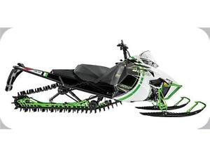 BRAND NEW 2015 M 8000 162 SNO PRO LIMITED ELECTRIC START